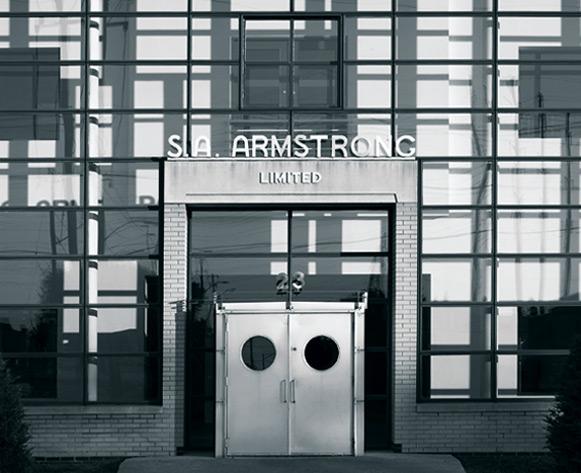 Armstrong Toronto building facade